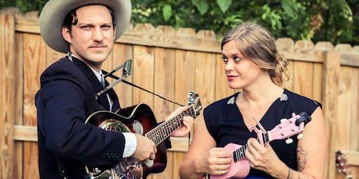 Rough & Tumble ( Mallory Graham & Scott Tyler) at Wild Rose Moon