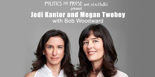Jodi Kantor & Megan Twohey | SHE SAID with Bob Woodward