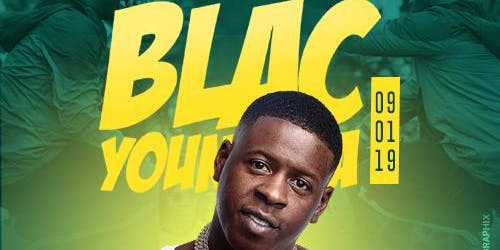 BLAC YOUNGSTA PERFORMING LIVE