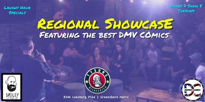 Tysons Comedy Regional Showcase