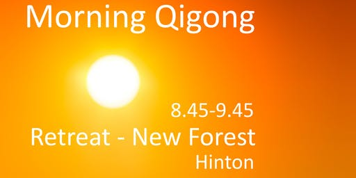 Introduction to Qigong - morning session 1 - Clara Apollo