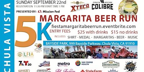2nd Annual  Fiesta Margarita & Beer Run tickets