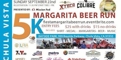 2nd Annual  Fiesta Margarita & Beer Run