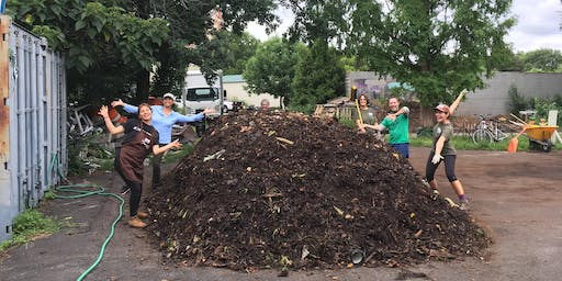 ASP Compost Windrows