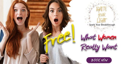 What Women Really Want (Sept) Free!