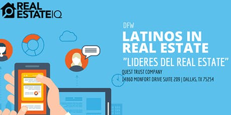 DFW - Latinos in Real Estate tickets