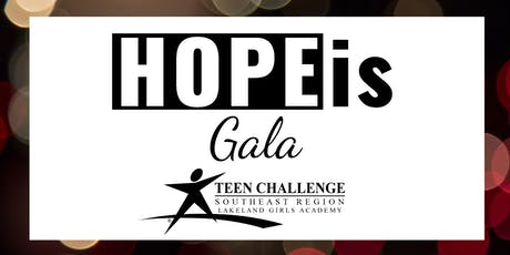 Hope Is Gala - Lakeland tickets