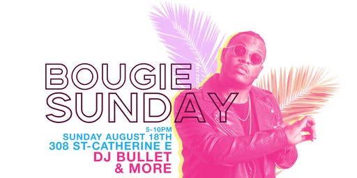 Bougie Sunday Day Party