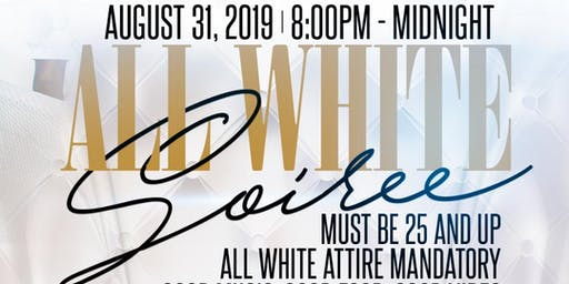 All White Soiree