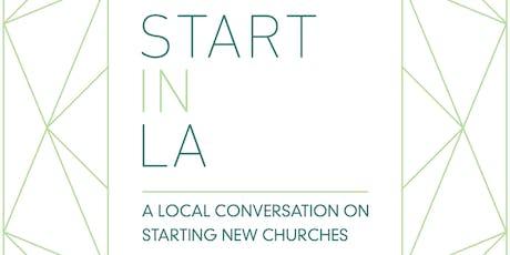 Start in LA Fall 2019 tickets
