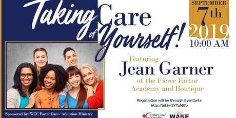 WCC Fostercare and Adoption Ministry Event tickets