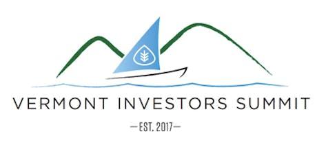 2019 Vermont Investors Summit tickets