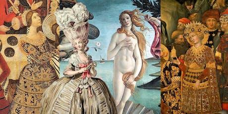 Great Art: Italian Art & Fashion Through the Ages tickets