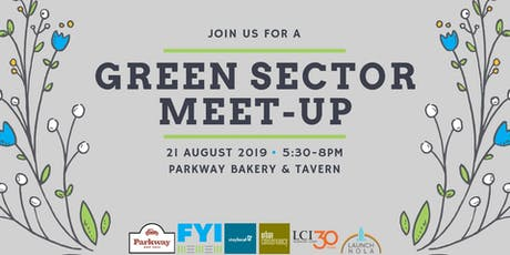 Urban Conservancy's Green Sector Meet-Up tickets