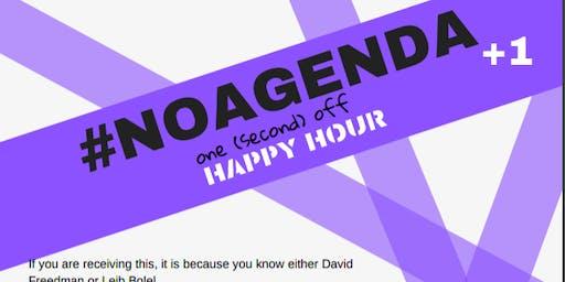 #NOAGENDA: One (Second) Off