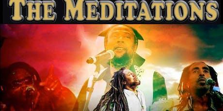 The Meditations- Legendary Roots Rocks Reggae tickets