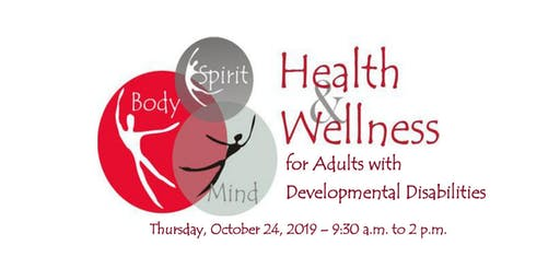 Health & Wellness Event for Adults with Developmental Disabilities