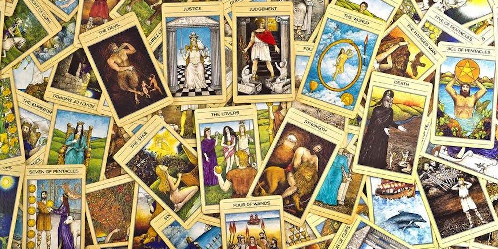 Tarot Meditation Tickets, Fri, Aug 30, 2019 at 3:00 PM | Eventbrite