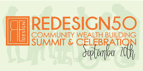 Redesign50 Community Wealth Building Summit & Celebration tickets