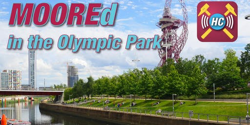 MOORE'd in Queen Elizabeth Olympic Park - West Ham v Norwich