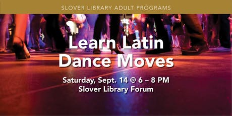 Learn Latin Dance Moves tickets