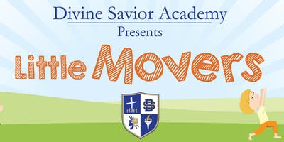 Toddler Movers *Tues Group* (Ages 1-3 years old) Spring Session