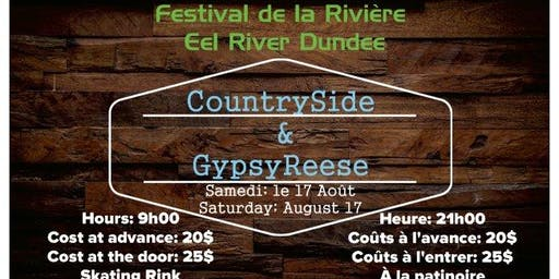 Festivale de la Riviere - Country Side & Gypsy Reese