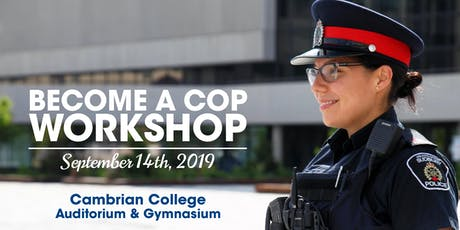 Become a Cop Workshop tickets