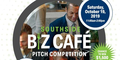 Southside Biz Cafe Pitch Competition tickets