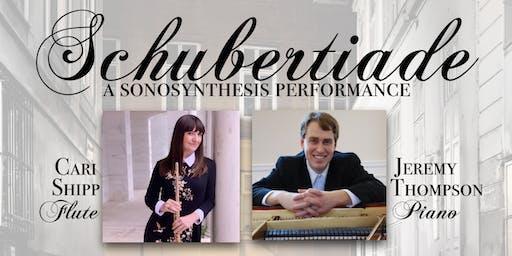 Schubertiade - a SONOSYNTHESIS performance