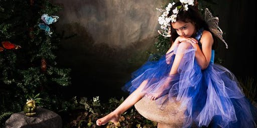 Enchanted Forest Fairies - Stylized Children's Photo Event