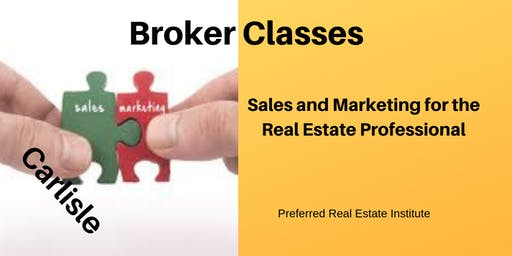 Broker Class-Sales & Marketing