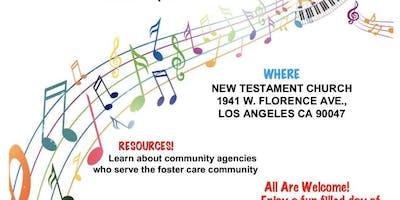 Community Recruitment & Caregiver Resouce Fair