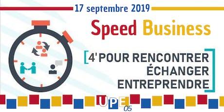 Briançon | Speed Business au 15/9  biglietti