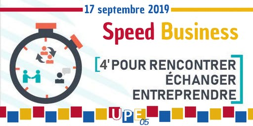 Briançon | Speed Business au 15/9