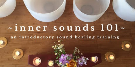 Bay Area Sound Healing 101 Training - November tickets