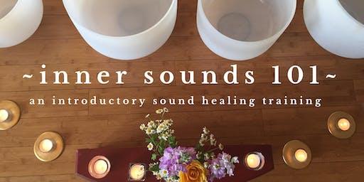 Bay Area Sound Healing 101 Training - November