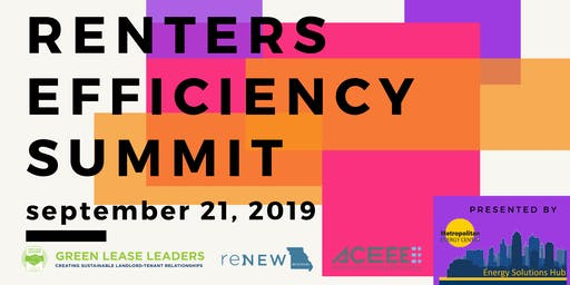 Renters Efficiency Summit