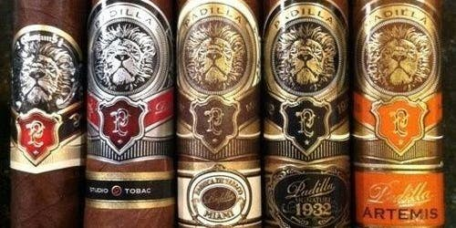 Padilla Cigar Cut & Light Event