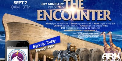 The Ark Encounter sponsored by TMPC JOY Ministry