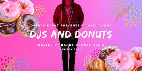DJ Danny Donuts  At NYKL tickets