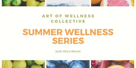 Summer Wednesday Wellness Series tickets