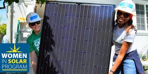 Women in Solar Career Pathways Series