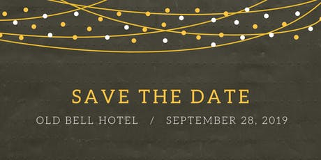 Save the Date tickets