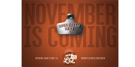 Brew In LQ Craft Beer Festival 2019 tickets