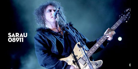Tribut The Cure al Sarau08911 entradas