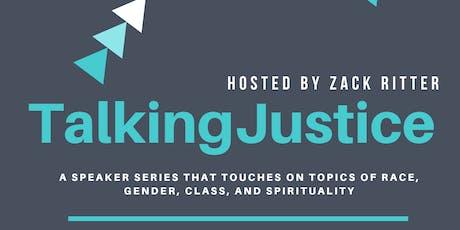 Talking Justice: 9/29 Matt Sedillo & Greg Palast  tickets