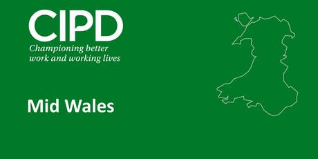 CIPD Mid and North Wales - Wellbeing for the Workplace (Llandrindod Wells) tickets