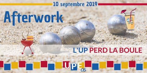 Afterwork | L'UP perd la boule !