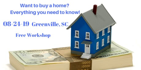 Want to buy a home? Learn Everything you need to know!  tickets